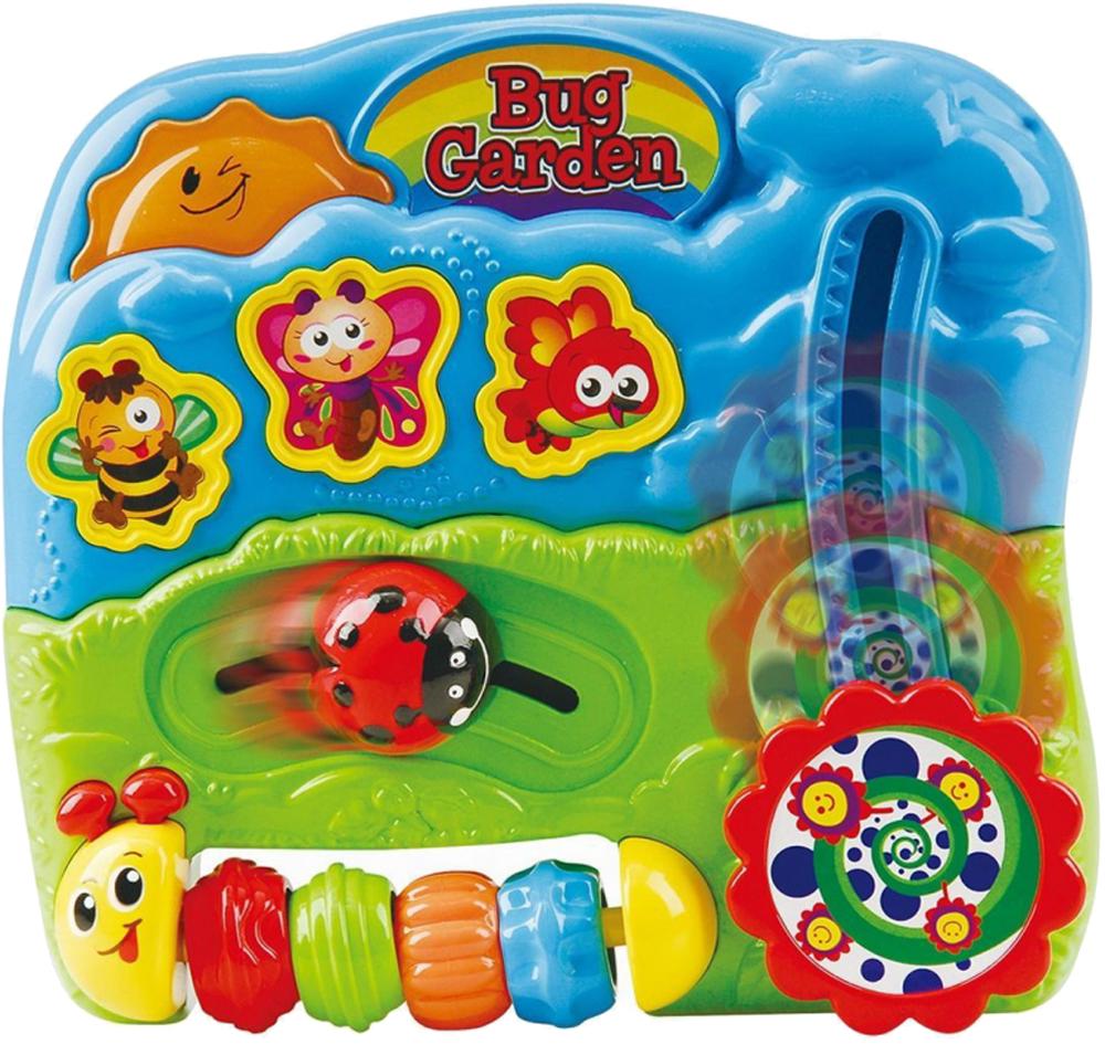 Развивающие игрушки PLAYGO Сад букашек музыкальные игрушки playgo оркестр с животными
