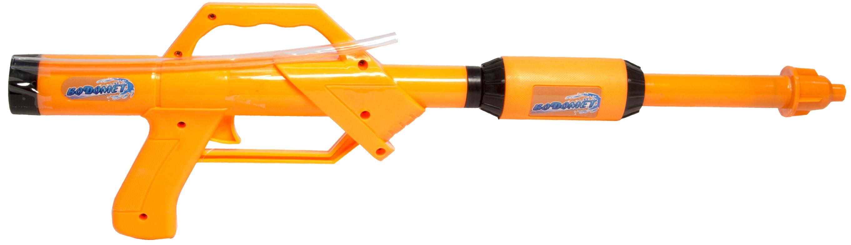 Водное оружие 1toy Водомет 1TOY с помповым механизмом игра 1toy сумочка furby волна т57556