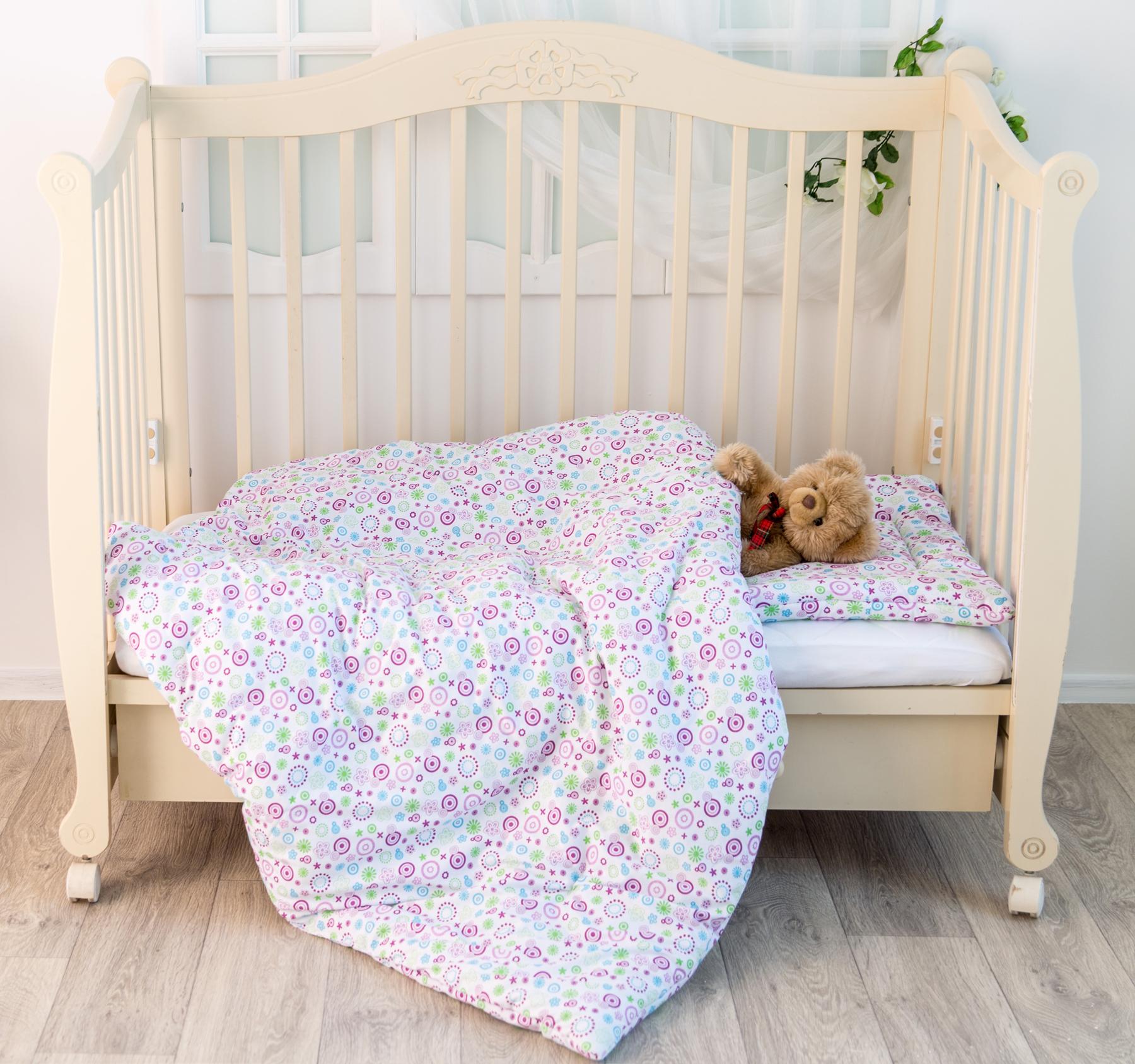 Комплект в кроватку Kupu-Kupu Фантазия