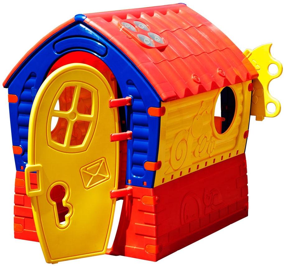 Детские игровые домики и палатки Marian Plast Лилипут все цены