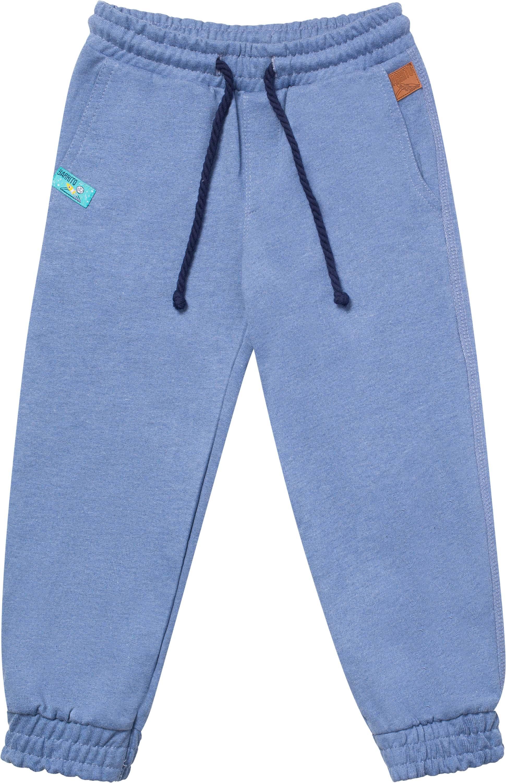 брюки для мальчика Barkito Путешествие в космос 1 трикотажные синий толстовки barkito путешествие в космос 1