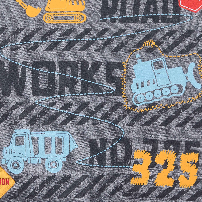 Дорожные работы W18B2022J(1)