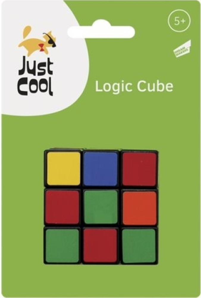 Купить Головоломки, Волшебный кубик-рубик, Just Cool, Китай, многоцветный