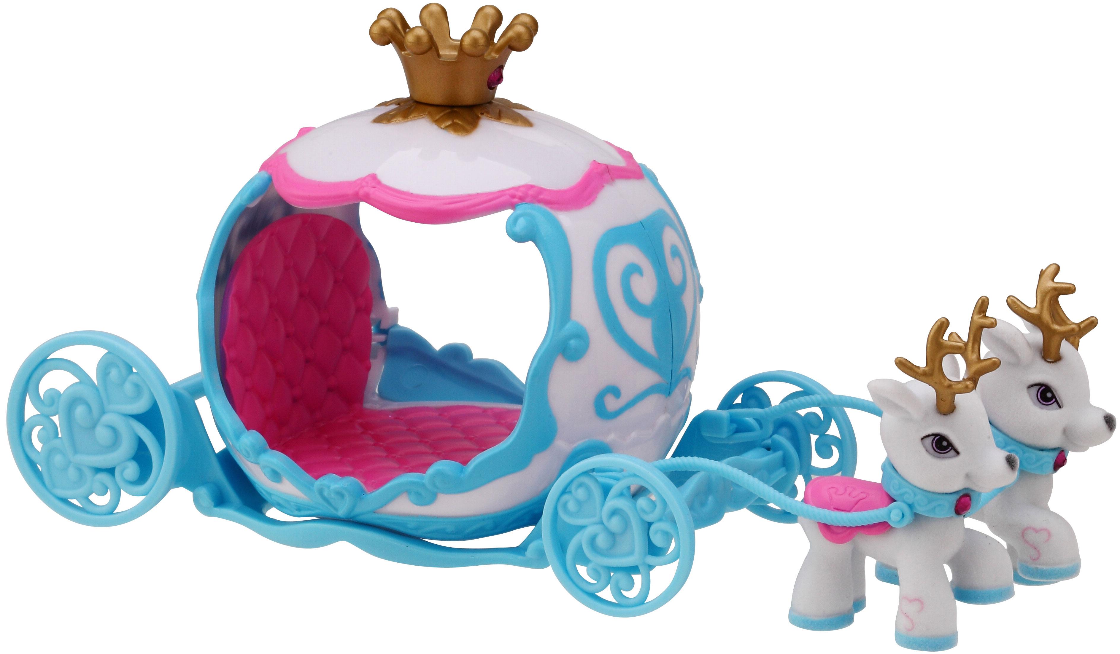 Filly Filly Свадебная карета игровой набор гостеприимный дом королевские filly
