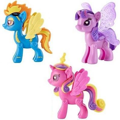 Игровой набор Hasbro Поп-конструктор My Little Pony - пони с крыльями