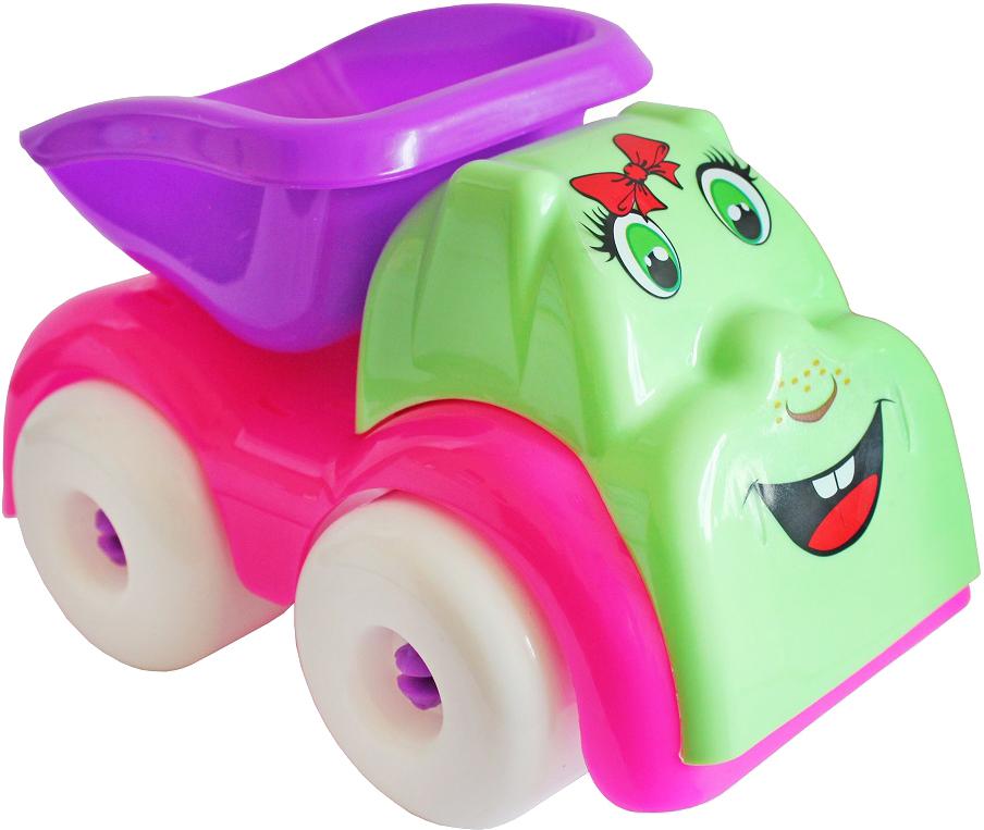 Фото - Самосвал Пластмастер Пластмастер «Маша» 20 см игры и игрушки в дорогу пластмастер подвеска на коляску пластмастер конфетка