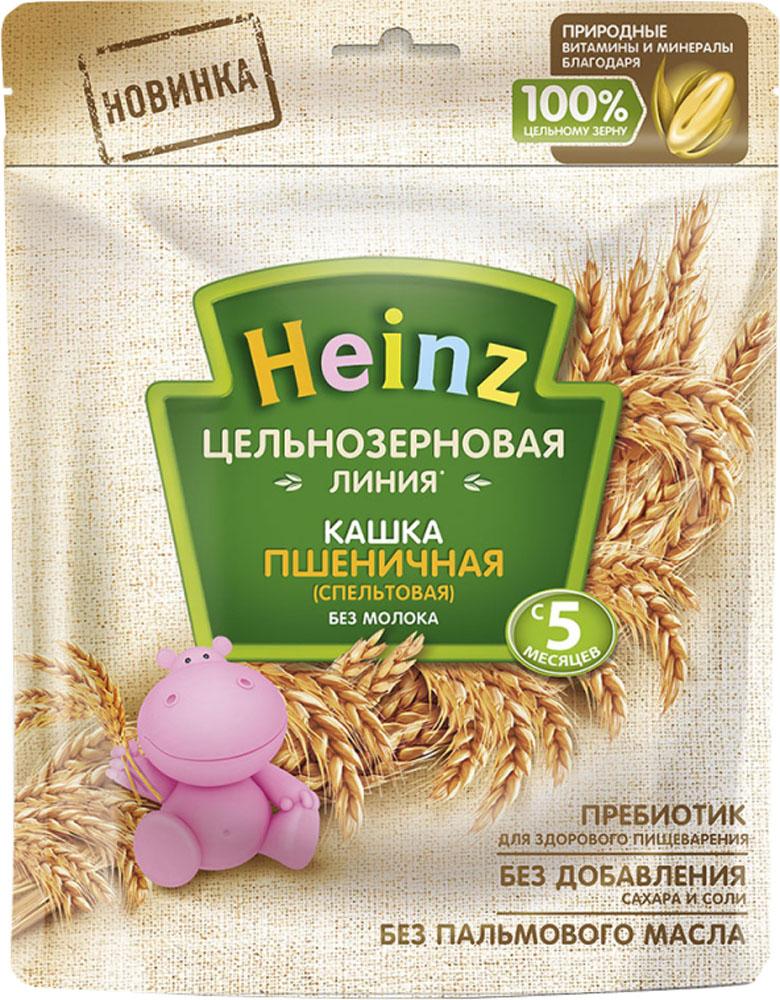 Каша Heinz Heinz безмолочная пшеничная цельнозерновая с 5 мес. 180 г karl heinz bohle dresden in farbe