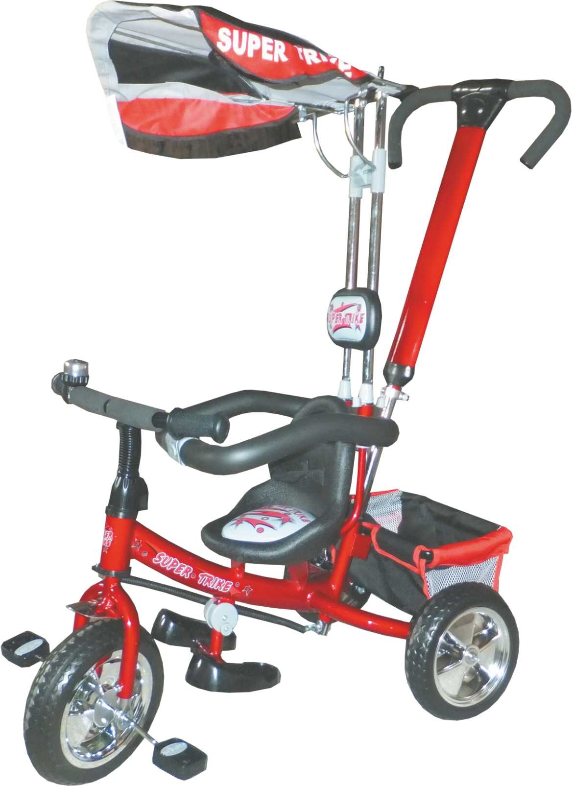 Велосипеды Super Trike Велосипед трехколесный Super Trike «WS604» красный