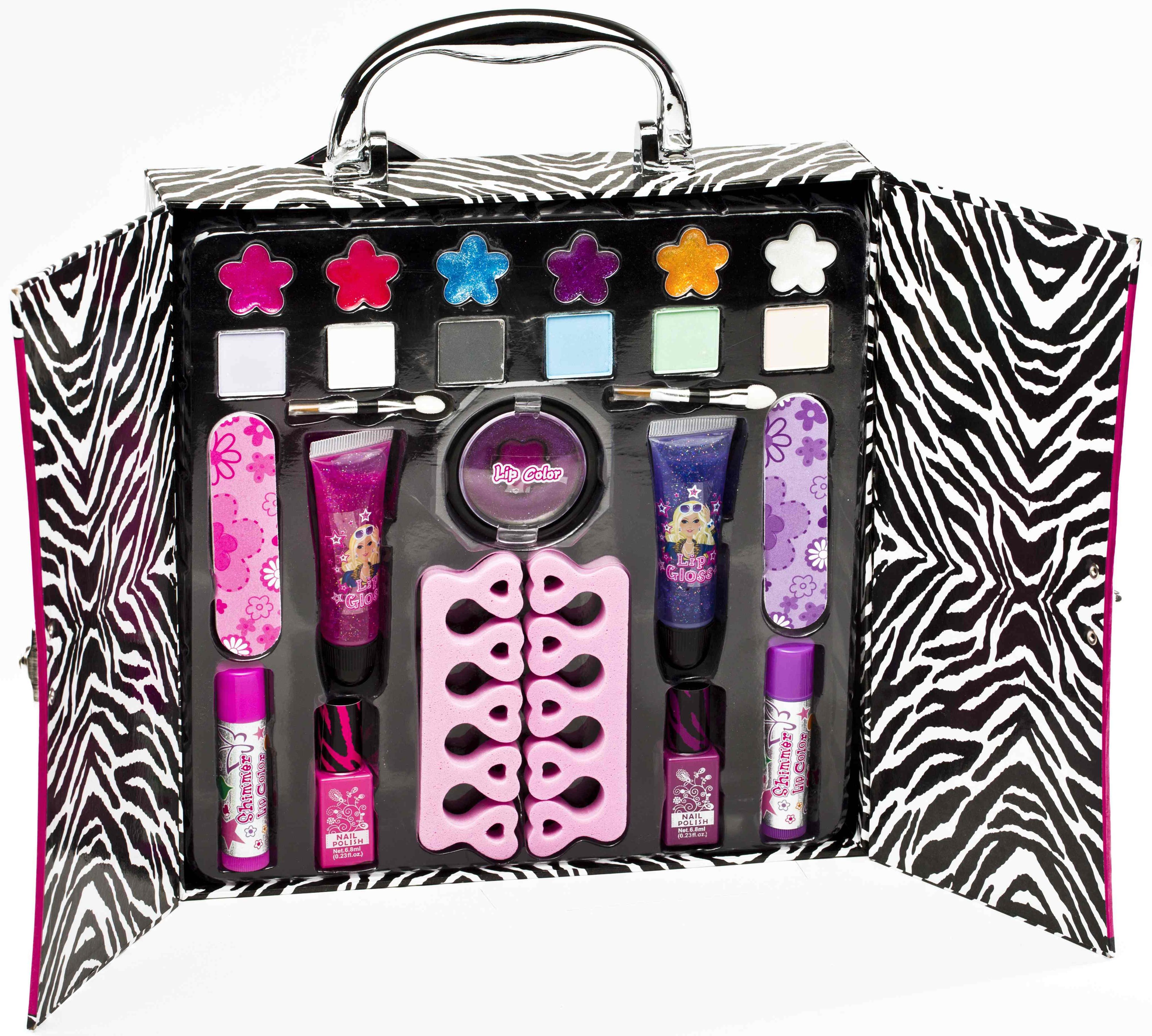 Наборы косметики Totally Fashion Визаж декоративный косметический набор totally fashion модная палитра