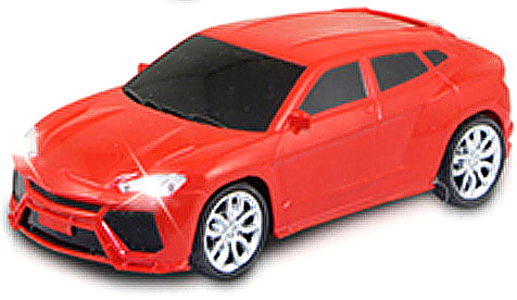 Игрушки на радиоуправлении Наша игрушка Simulation Model ohs aoshima 01155 1 24 countach 5000 scale assembly car model building kits