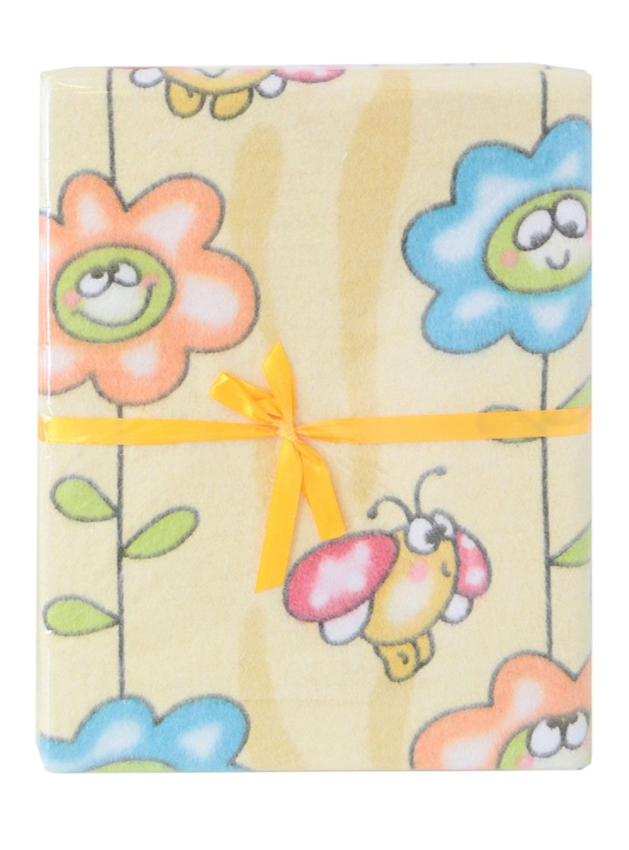 электропростыни и одеяла Одеяло байковое Baby Nice Божья коровка
