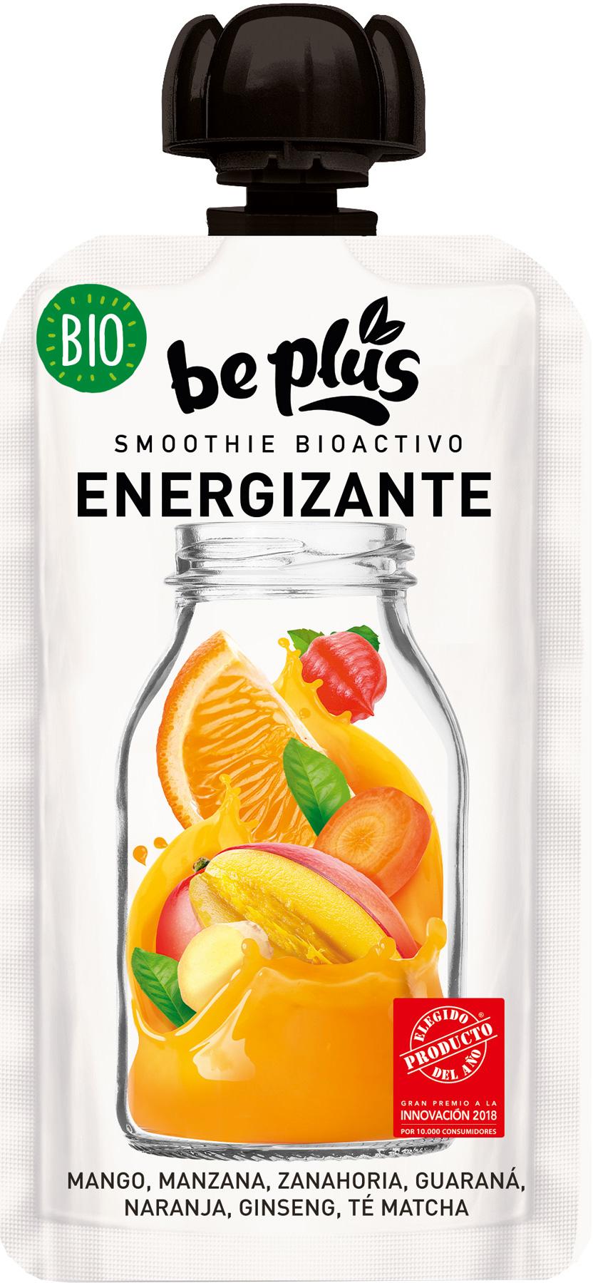 Биоактивное смузи Be Plus Энергетик 150 г