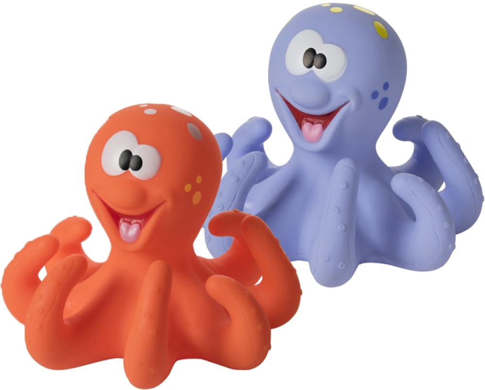 Игрушки для ванны Курносики Веселый Осьминог игрушка для ванны курносики пингвин