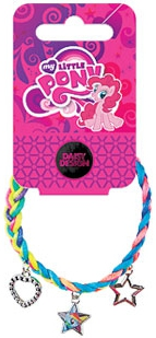 Браслет My Little Pony Daisy Design My Little Pony Sweet Pony inflatable air tight pony hop horse inflatable pony hop for competition games ylw pony hop