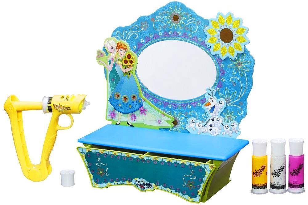Наборы для творчества Dohvinci Стильный туалетный столик Холодное сердце