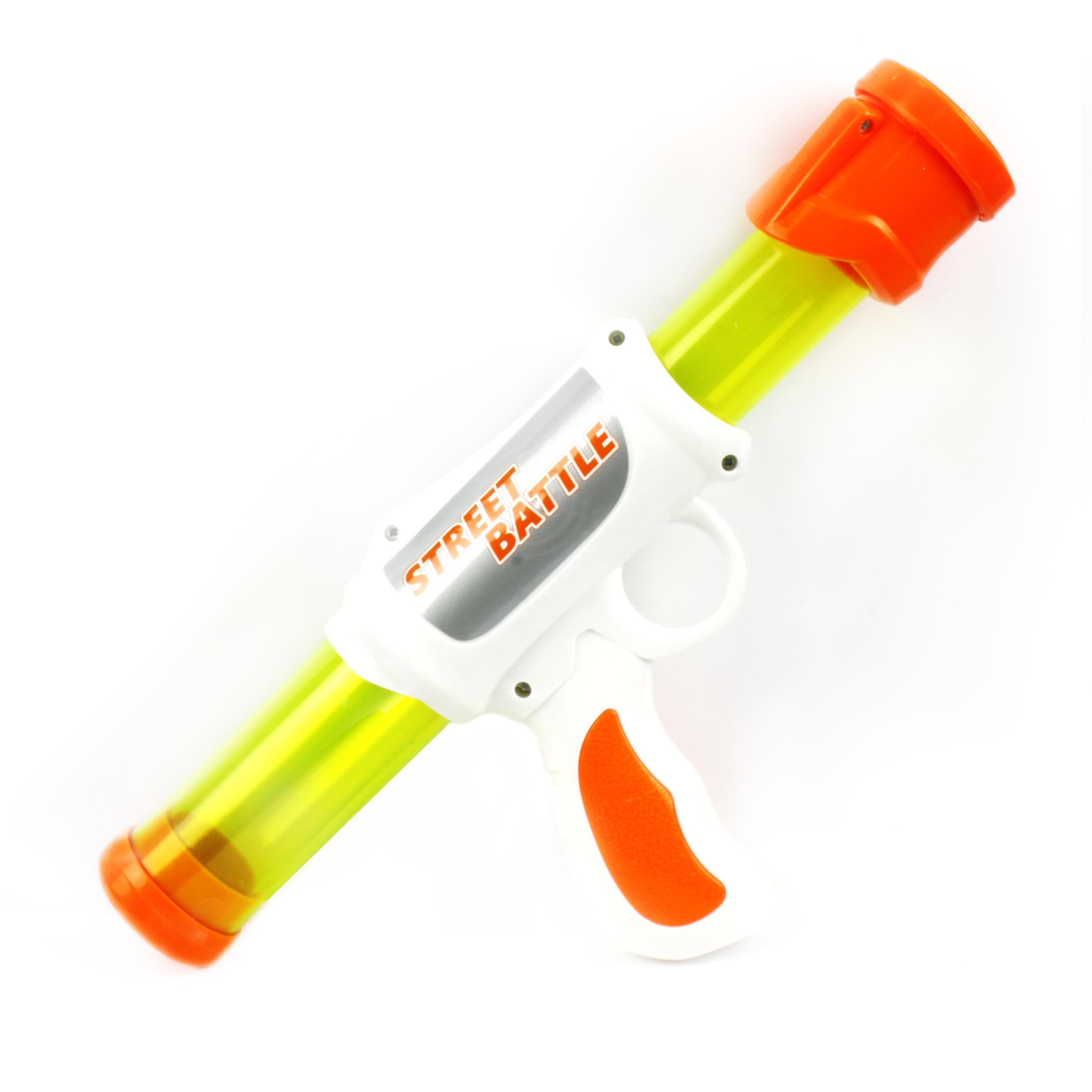Купить Пистолеты и ружья, Street Battle, 1toy, Китай, желтый, красный, Мужской