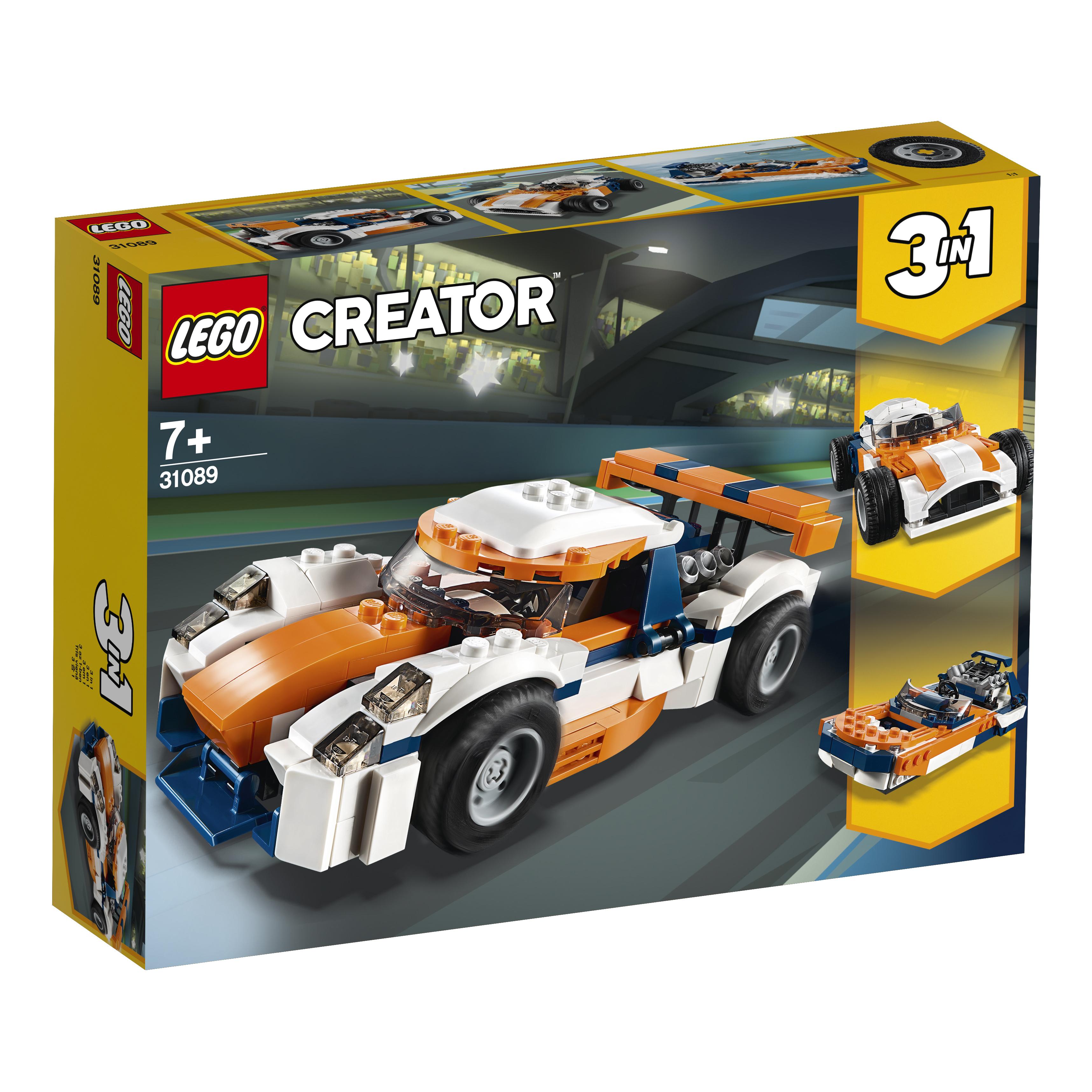 Конструктор LEGO Creator 31089 Оранжевый гоночный автомобиль reed matthew confessions of a community college administrator