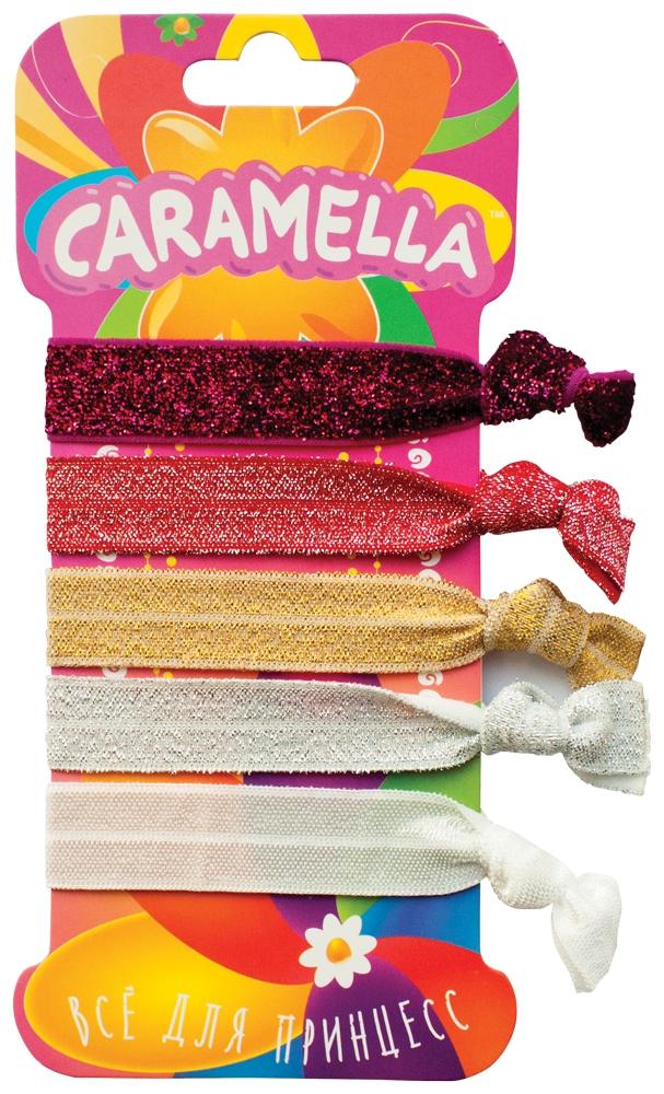 Украшения CARAMELLA Резинка-браслет Caramella с блеском разноцветный 5 шт. molecule professional резинка браслет блистер 3 шт