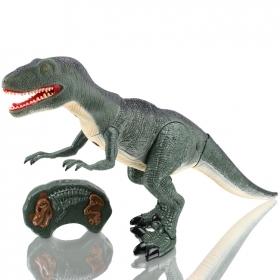 Динозавр на инфракрасном управлении Mioshi «Древний хищник» самолеты и вертолеты mioshi вертолёт на инфракрасном управлении mioshi ir 225 25 см