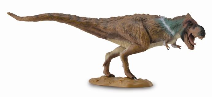 Фигурки животных Collecta Фигурка Collecta «Тираннозавр на охоте» 21 см цены онлайн