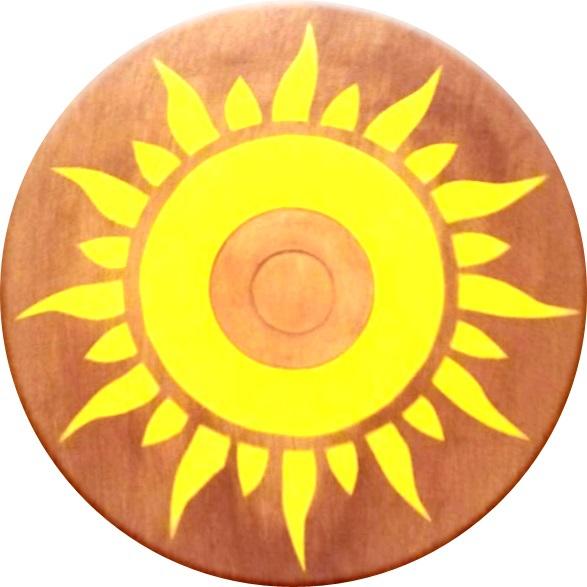 все цены на Щит ЯиГрушка деревянный из бука онлайн