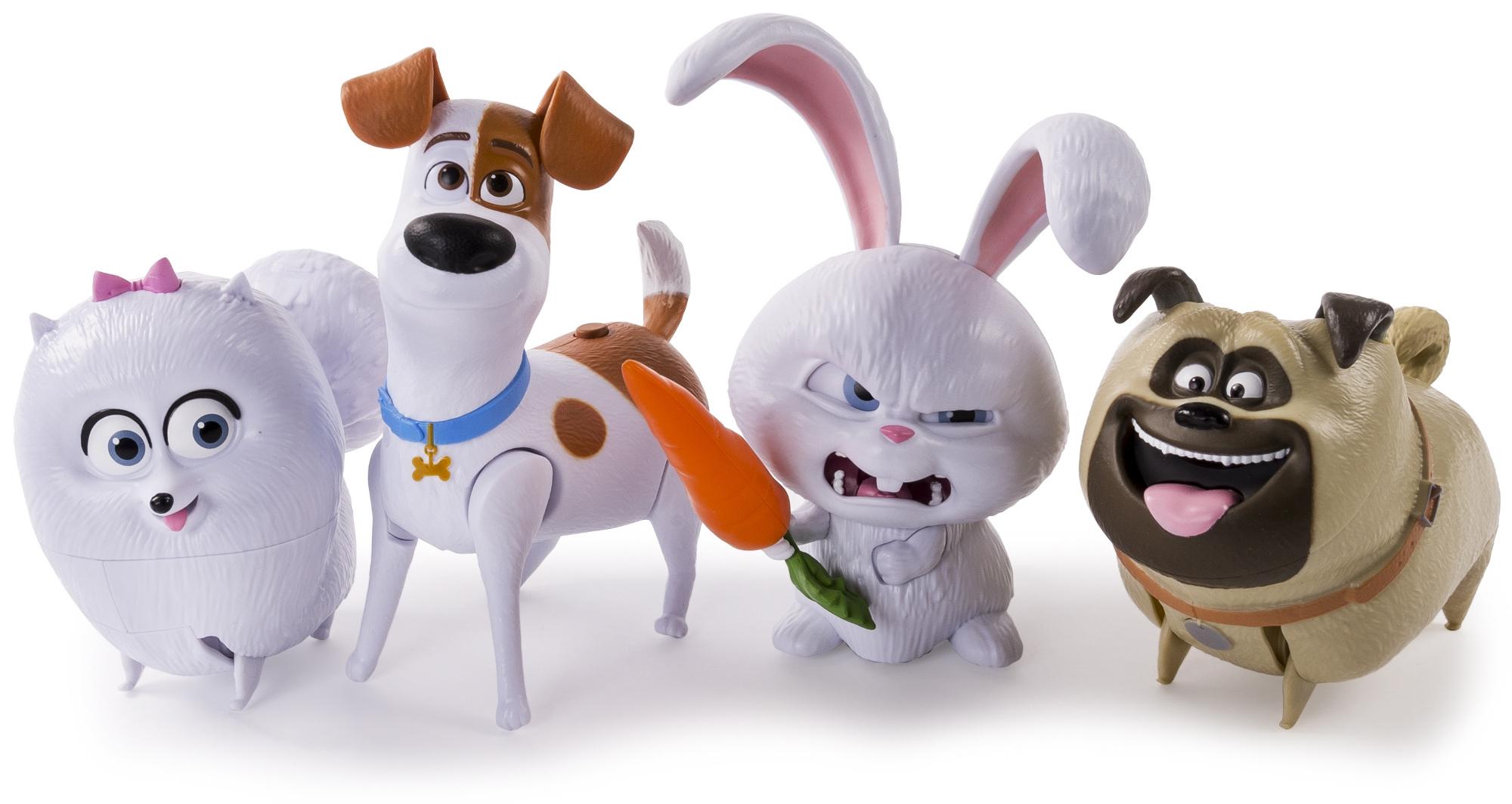 Купить Фигурка, Secret Life of Pets со звуковыми эффектами, 1шт., Secret Life of Pets 72802, Китай, в ассортименте