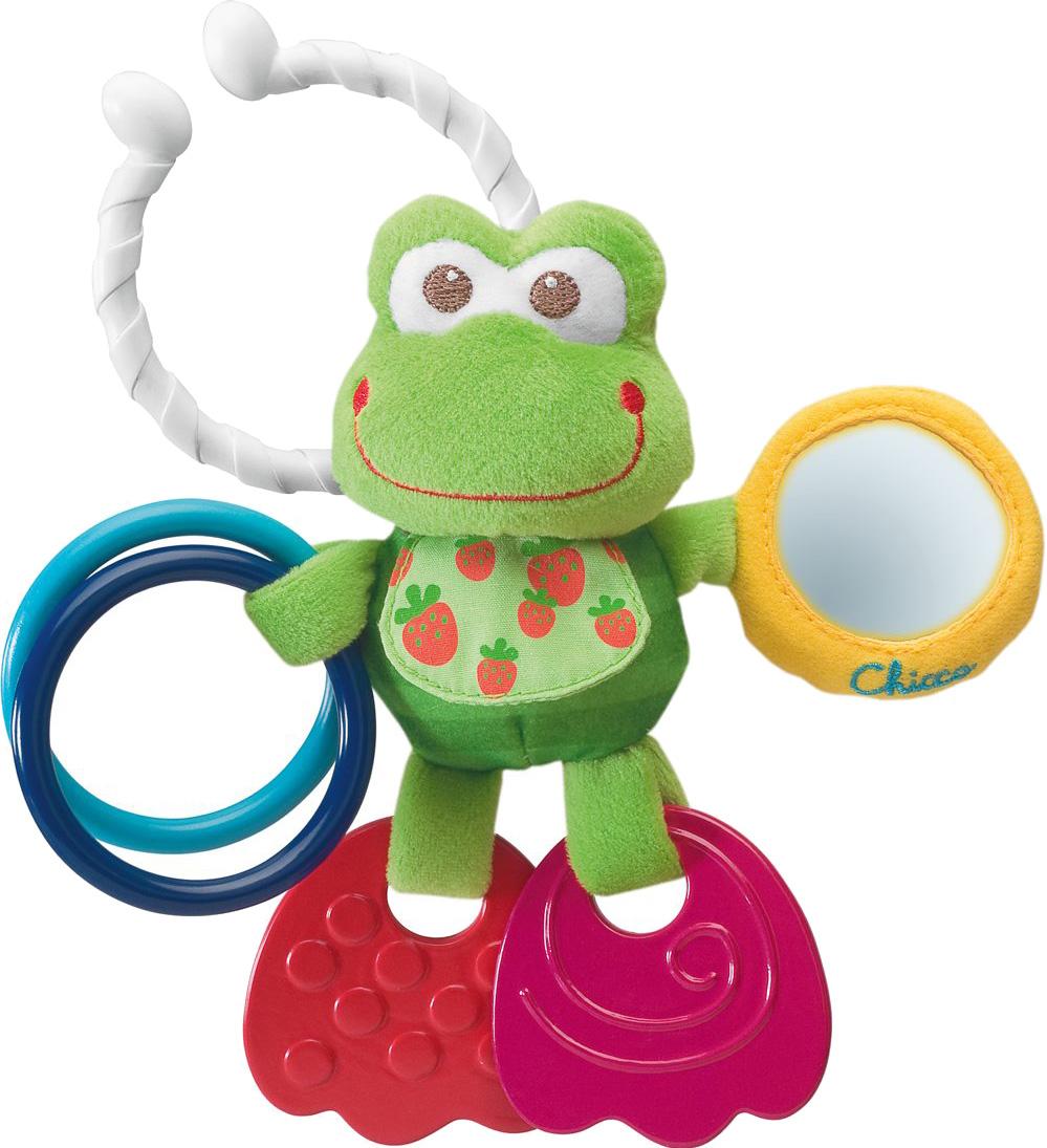 Развивающие игрушки CHICCO Лягушонок подвижный развивающая игрушка chicco лягушонок подвижный