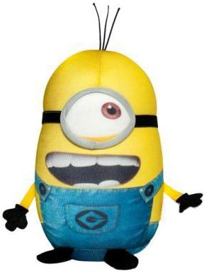 Мягкие игрушки СмолТойс Игрушка-антистресс «Миньон Стюарт» 20см СмолТойс смолтойс подушка антистресс гадкий я в31 31 см 2898 кр 31