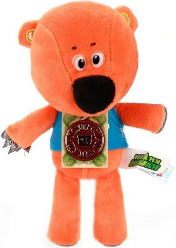 Мягкие игрушки Мульти-Пульти Медвежонок Кешка мульти пульти мягкая игрушка мульти пульти медвежонок кешка 20 см звук