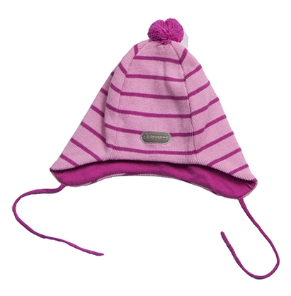 Головные уборы BARQUITO Шапка для девочки Barquito розовый шапка для девочки reima lilja цвет розовый 5285763290 размер 44