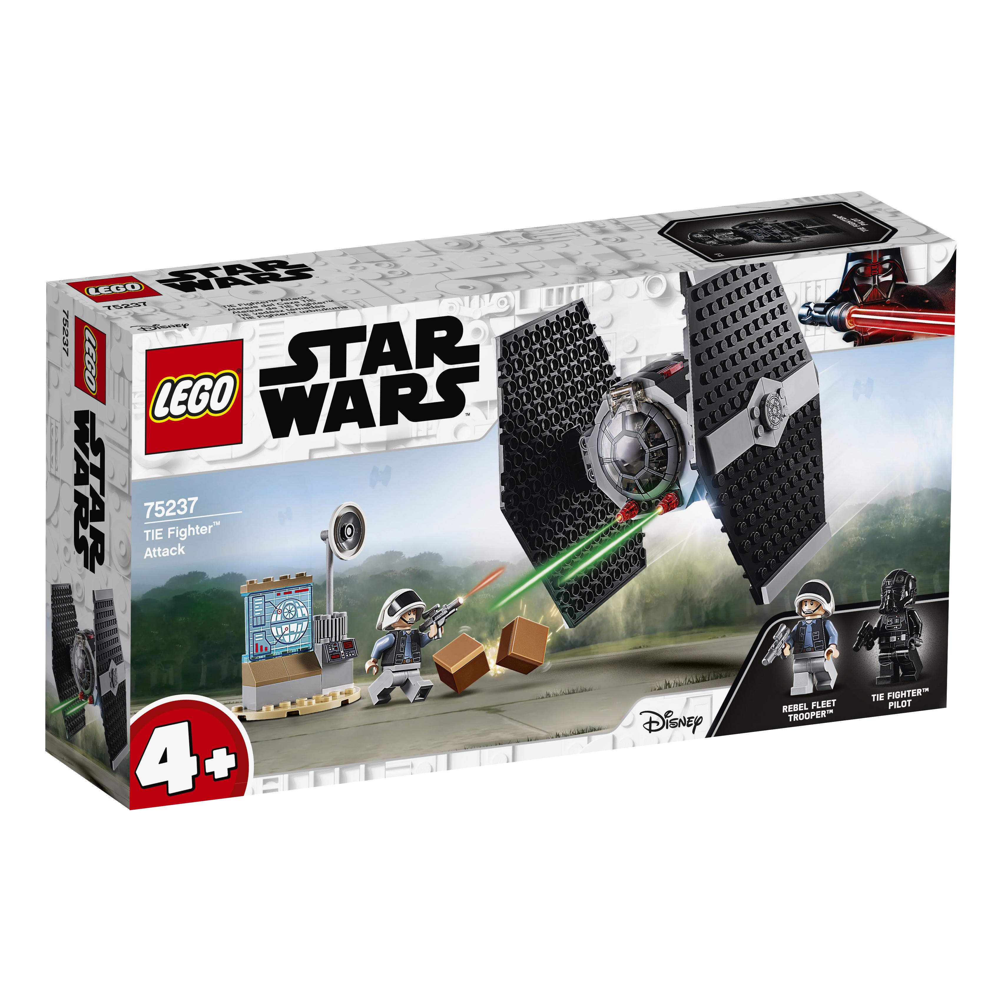 Конструктор LEGO Star Wars 75237 Истребитель СИД lego lego star wars 75092 истребитель набу™ naboo starfighter™