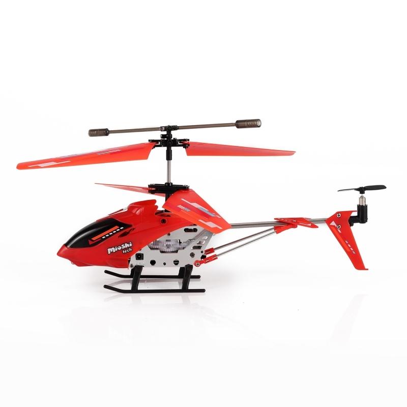 Вертолет на инфракрасном управлении Mioshi X22 красный самолеты и вертолеты mioshi вертолёт на инфракрасном управлении mioshi ir 225 25 см