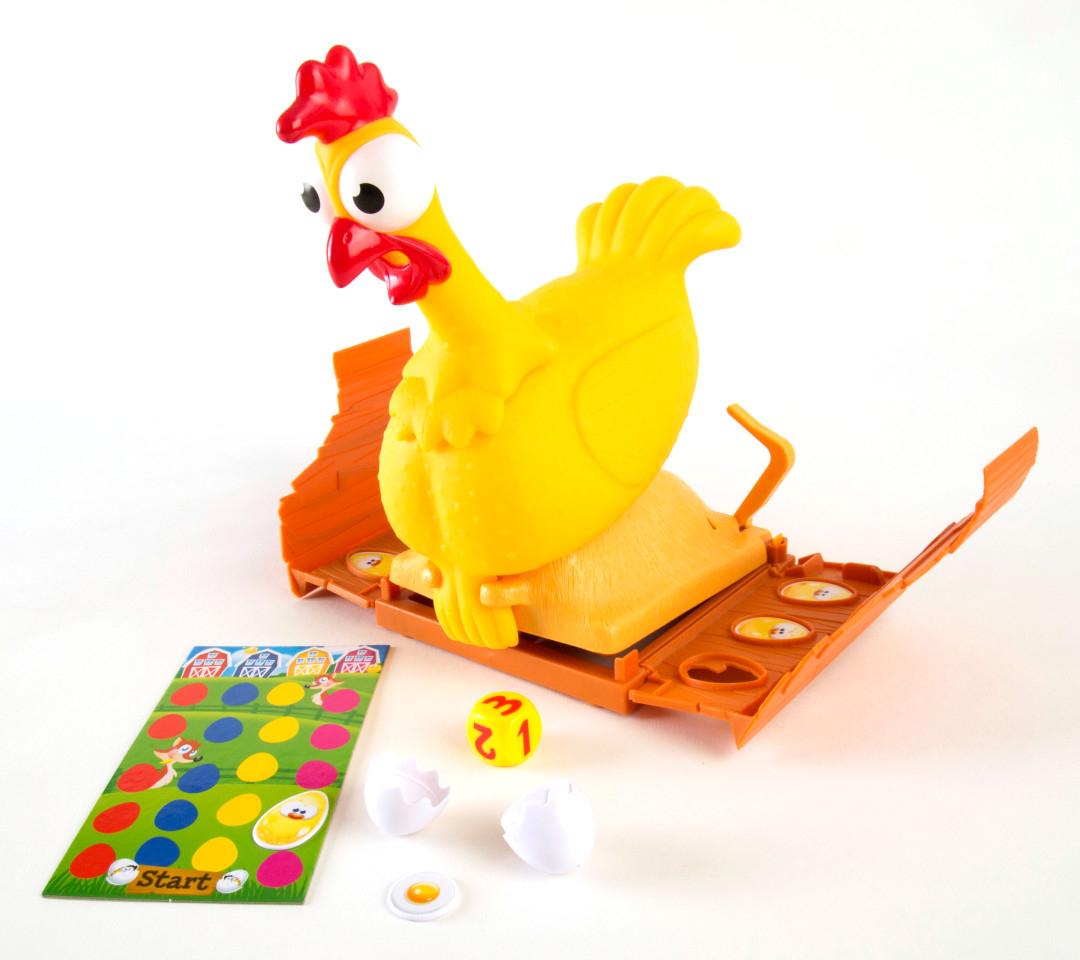 Развлекательные игры Ooba Ох, уж эта курица! курица по сычуаньски