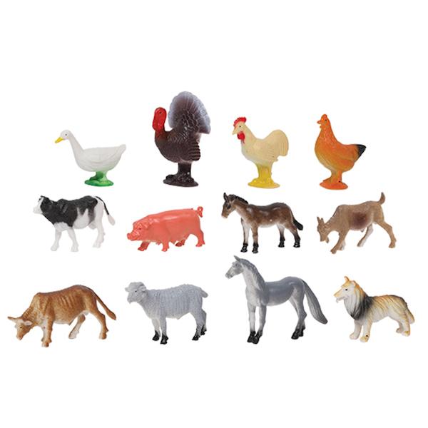 Набор фигурок Играем вместе Рассказы о животных домашние животные набор фигурок играем вместе набор из 12 и змей 14 см