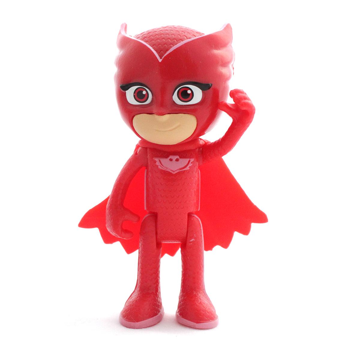 Фигурки героев мультфильмов PJ Masks Алетт всё для лепки герои в масках pj masks набор алетт и ромео