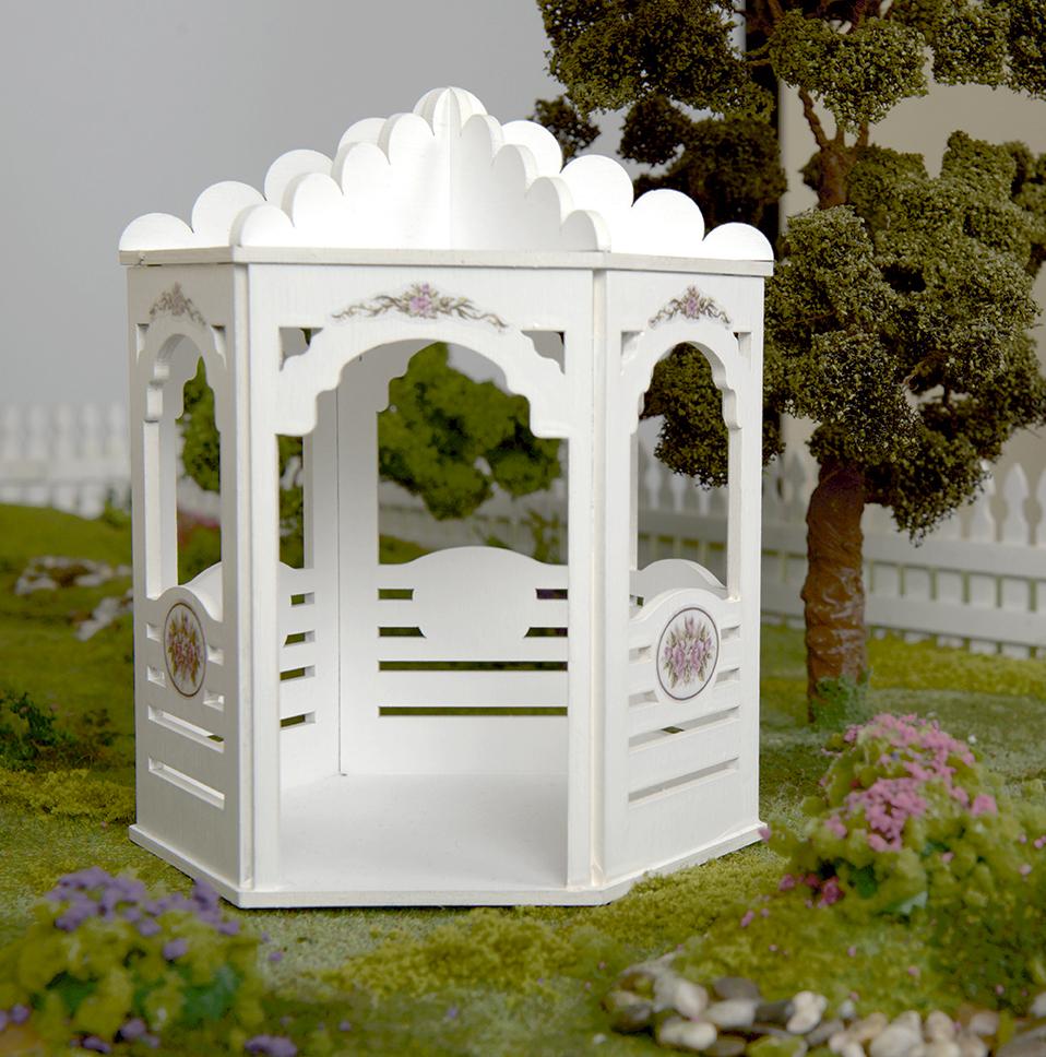 Игровой набор ЯиГрушка Прованс беседка для сада