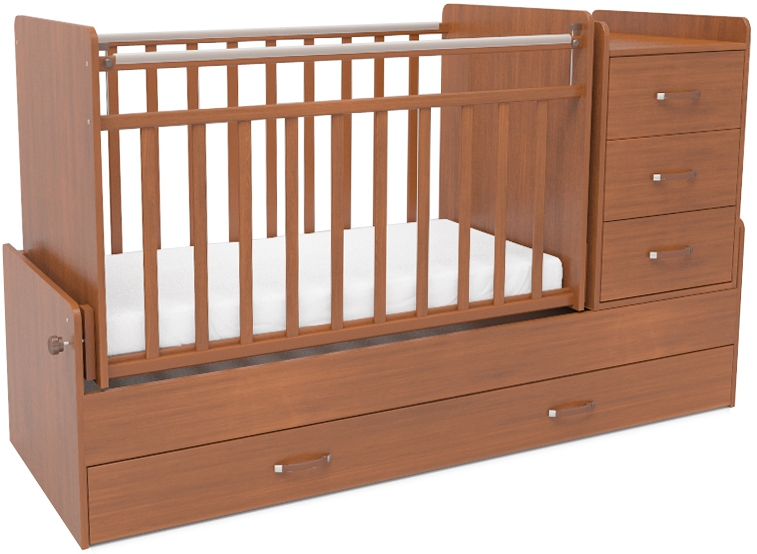 Кроватки детские СКВ-Компани 53403