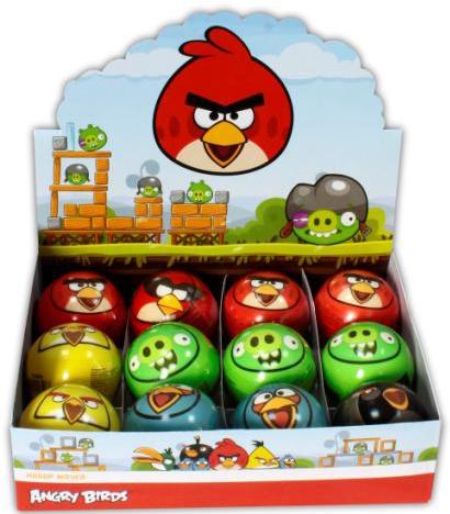 Купить Мяч, Angry Birds, 1toy, Китай, полиуретан
