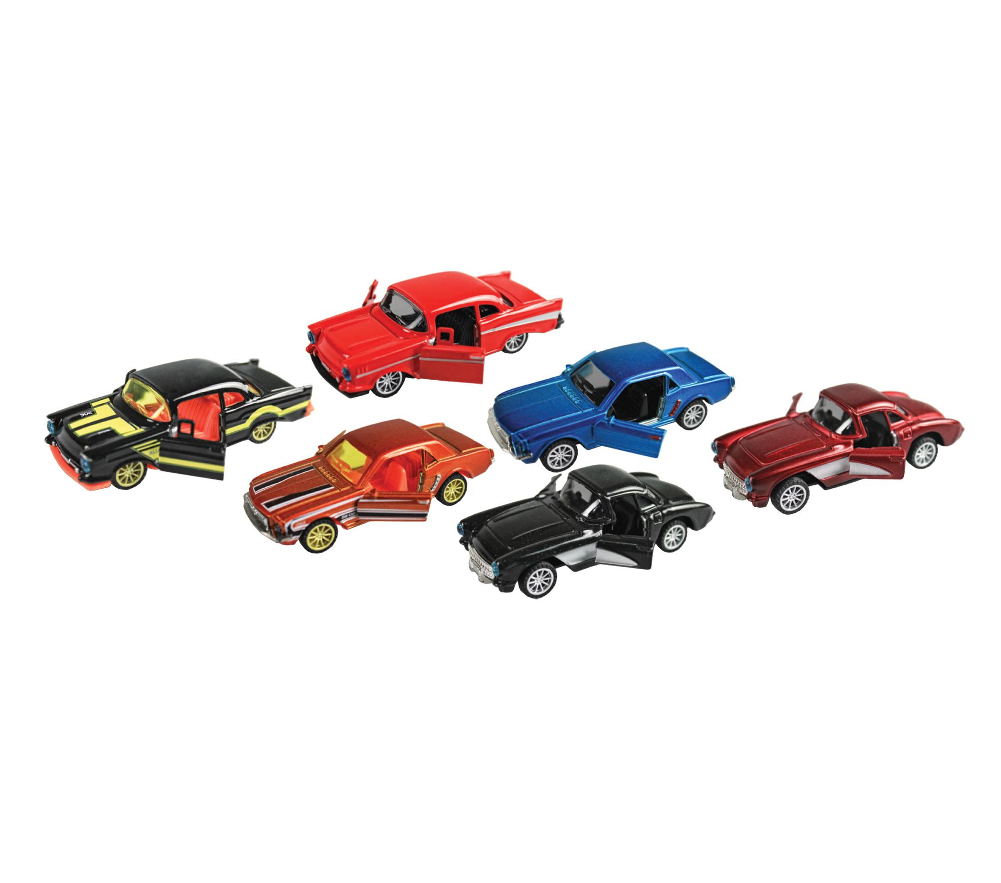 Машинки и мотоциклы Пламенный мотор Машинка Пламенный мотор «Ретро» инерционная 1:55 в асс. цена
