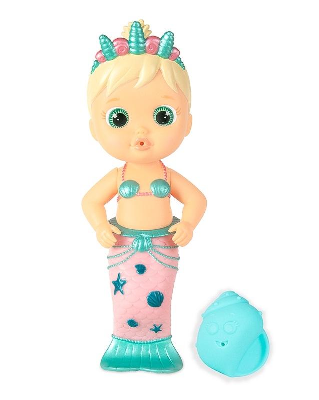 Кукла для купания IMC toys Bloopies. Русалочка Flowy open shoulder tiered ruffle flowy dress