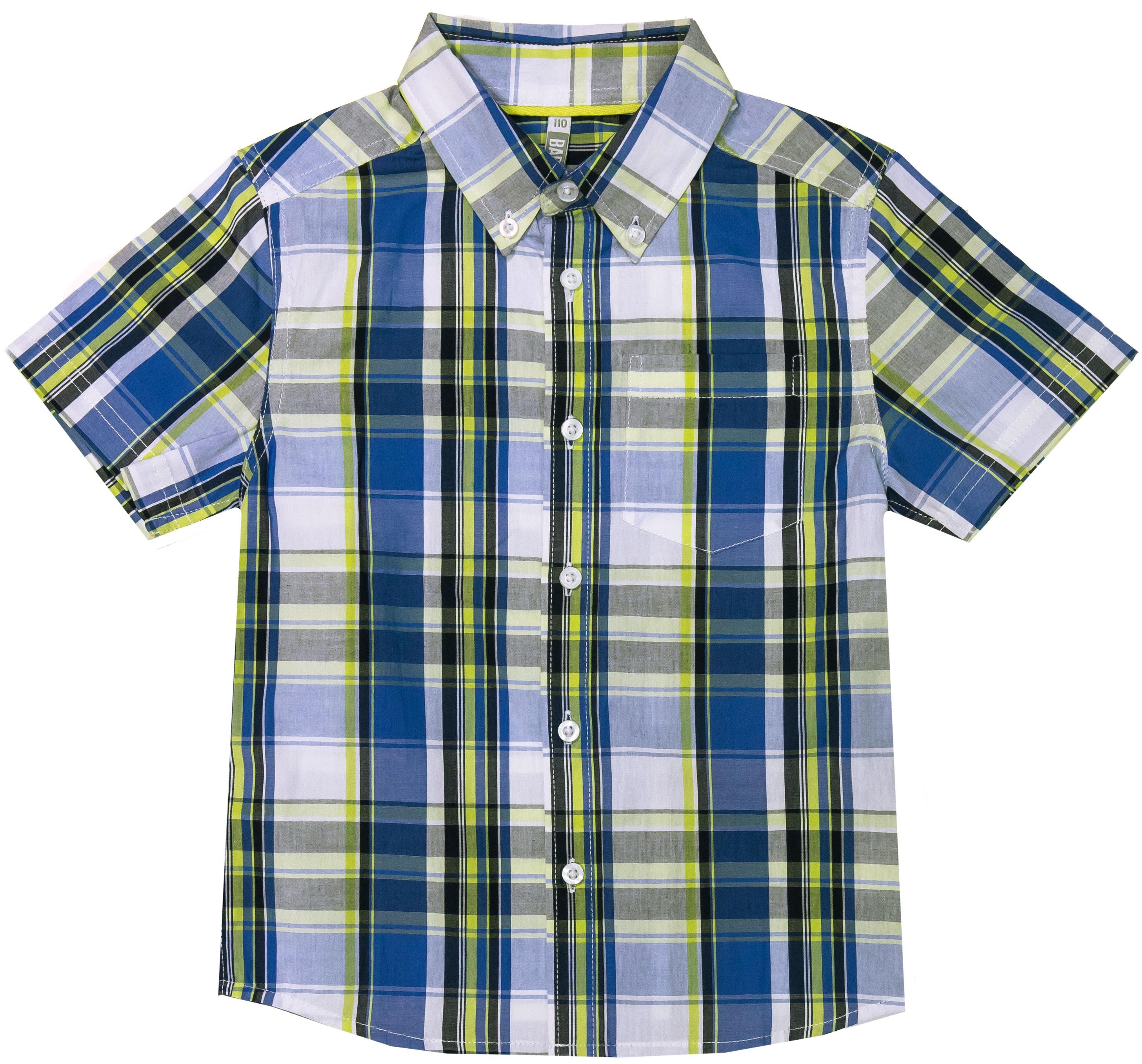 где купить Рубашки Barkito Путешествие S18B4008W(1) по лучшей цене