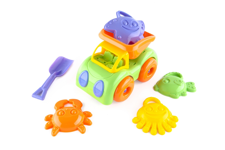 Игрушки для песка Пластмастер Песочный набор Пластмастер «Настроение» игрушки для песка пластмастер африка