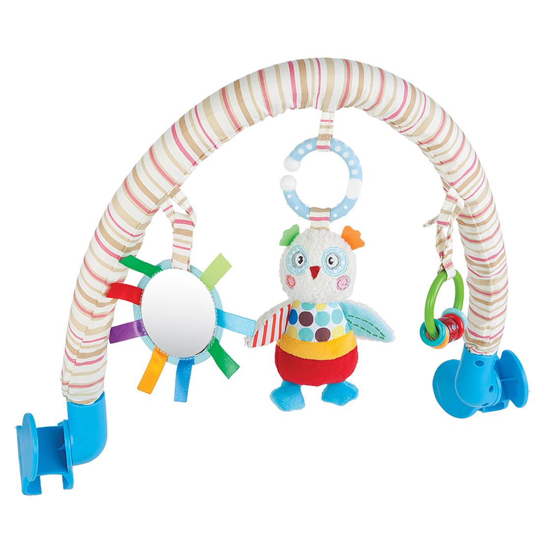 Подвески для малышей Наша игрушка Совёнок Бонни подвеска с вибрацией совёнок бонни