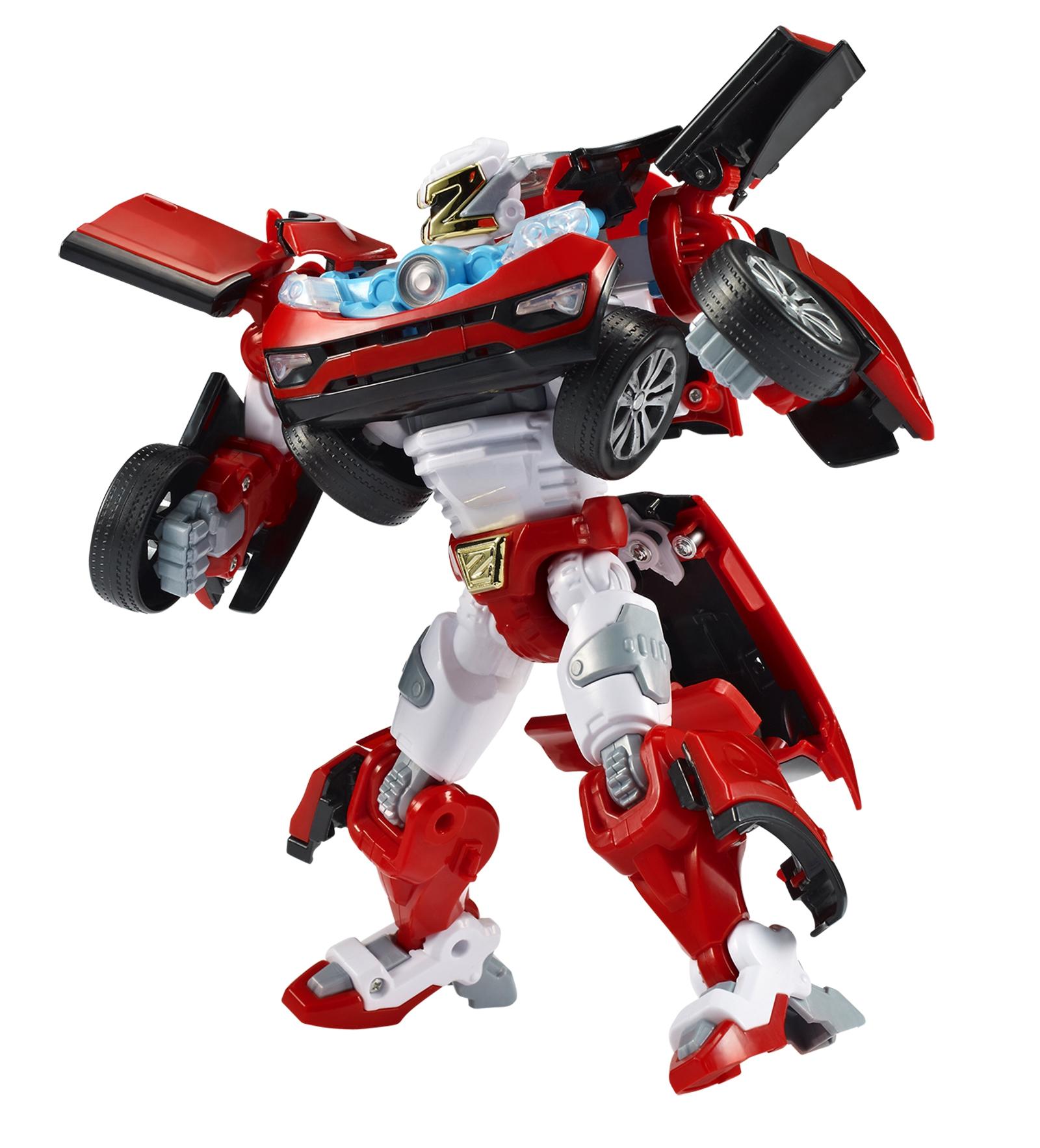 Машинки и мотоциклы Tobot Трансформер Tobot «Z» с аксессуарами робот трансформер tobot тобот эволюция y со звуком и светом 301011