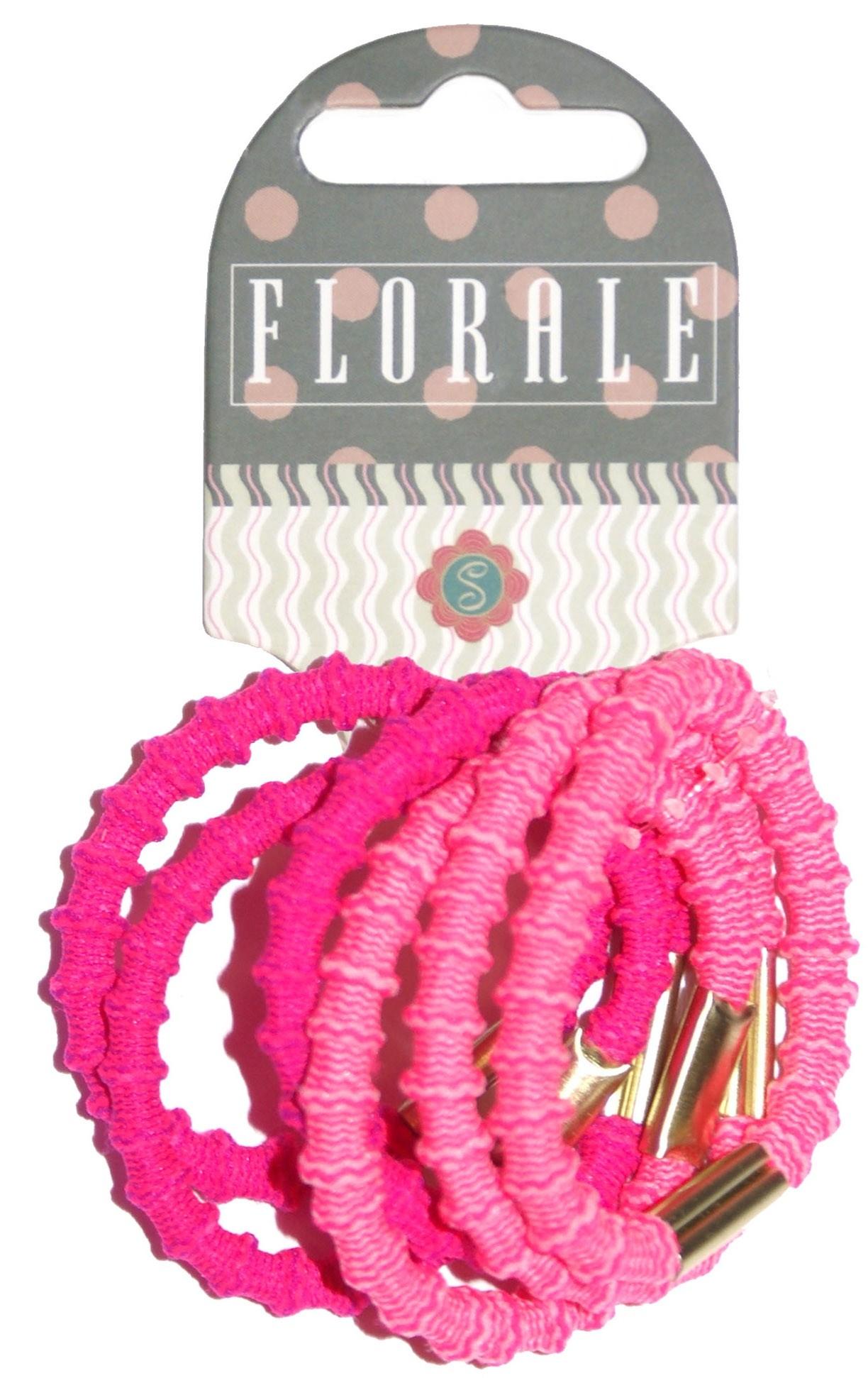 Украшения Florale Резинка для волоc Florale средняя 6 шт. в ассортименте украшения florale резинка для волоc florale 4 шт в ассортименте
