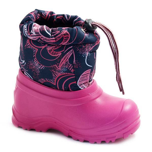 Купить со скидкой Сапоги малодетско-дошкольные для девочки Детский Скороход, розовые