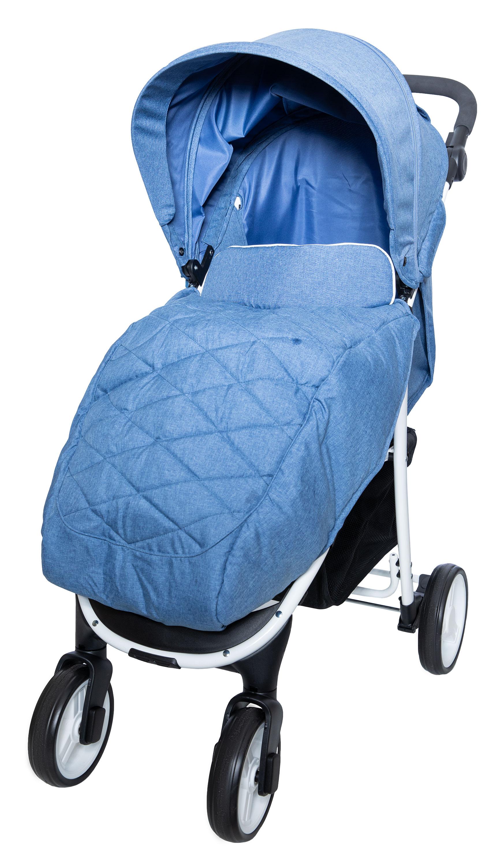 Прогулочная коляска Be2Me Dalla синий
