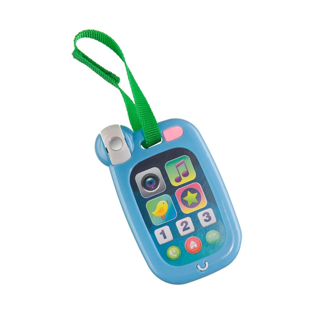 Купить Обучающая игрушка, Happy phone, 1шт., Happy baby 330640, Китай