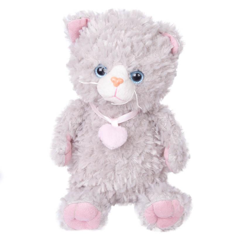 цена Мягкая игрушка Angel Collection Cat story. Любимчик 681347 онлайн в 2017 году