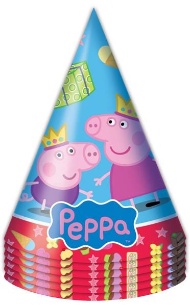 Купить Колпачок Peppa Pig «Принцесса Пеппа» 6 шт., Китай, Женский